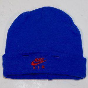Nike Air Baby 0-6 Months Hat Blue Orange